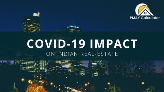 COVID-19 impact on Indian real-estate